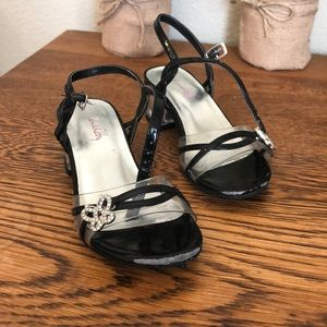 Sam & Libby Black Dress shoes